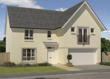 "Thumbnail 4 bed detached house for sale in ""Stirling"" at Cortmalaw Crescent, Robroyston, Glasgow"