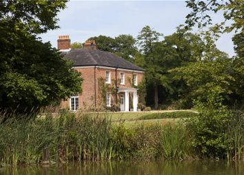 Thumbnail 8 bed detached house for sale in Hawkley Road, Liss, Hampshire