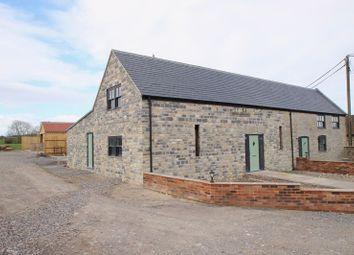 Thumbnail 3 bed barn conversion for sale in Lynch, Walton, Street