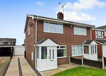 Thumbnail 2 bed semi-detached house for sale in Whitehill Road, Whitehill, Kidsgrove