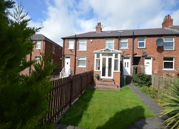 Thumbnail 3 bed terraced house for sale in Sunnymead, Waterloo, Huddersfield, West Yorkshire