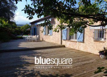 Thumbnail 4 bed villa for sale in La Colle-Sur-Loup, Alpes-Maritimes, 06480, France
