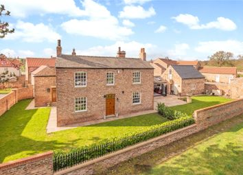 Thumbnail 5 bed detached house for sale in Church Street, Whixley, York
