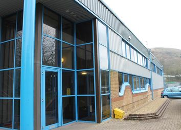 Thumbnail Industrial to let in Cambrian Industrial Estate, Tonypandy