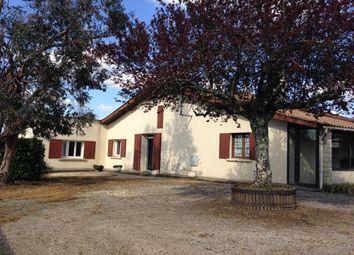 Thumbnail 2 bed semi-detached bungalow for sale in Montguyon (Commune), Montguyon, Jonzac, Charente-Maritime, Poitou-Charentes, France