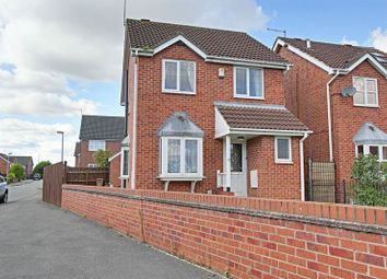 Thumbnail 3 bedroom detached house for sale in The Meadows, Dunswell, Hull