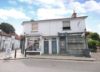 Thumbnail 1 bed flat to rent in West Street, Dorking