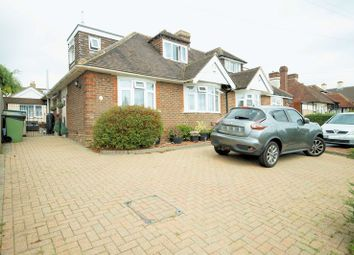 Thumbnail 3 bed semi-detached house for sale in Leith Avenue, Portchester, Fareham