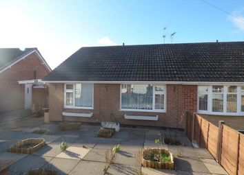 Thumbnail 2 bed bungalow for sale in Stafford Drive, Wigston, Leicestershire