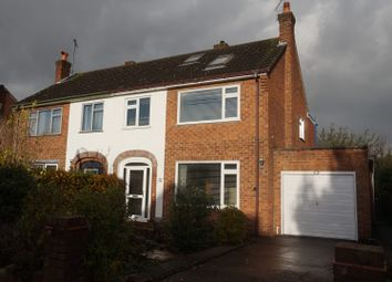 Thumbnail 4 bed semi-detached house for sale in Cross Green, Chester