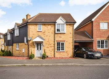 Thumbnail 4 bed semi-detached house for sale in Campbell Road, Hawkinge, Folkestone