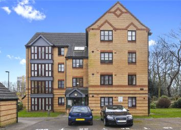Thumbnail 1 bed flat for sale in Healey House, 70 Wellington Way, London