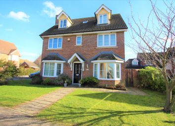 Thumbnail 5 bed detached house for sale in Daffodil Close, Hatfield