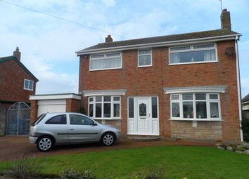 Thumbnail 4 bed detached house for sale in Hove Avenue, Fleetwood