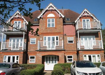 Thumbnail 2 bedroom flat to rent in Gresham Road, Staines