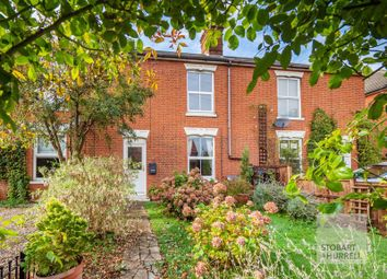 Thumbnail 3 bed terraced house for sale in Station Road, Coltishall, Norfolk, Nr 12