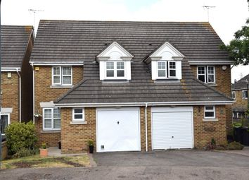 3 bed semi-detached house for sale in Page Close, Bean, Dartford DA2