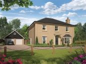 Thumbnail 1 bed semi-detached house for sale in Alconbury Weald, Former RAF/Usaaf Base, Huntingdon, Cambridgeshire