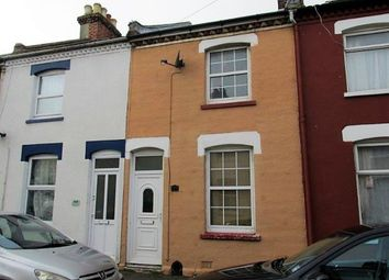 Thumbnail 2 bed terraced house for sale in Avenue Road, Gosport