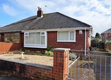 Thumbnail 2 bedroom semi-detached bungalow for sale in Linden Grove, Preston
