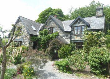 Thumbnail 5 bed detached house for sale in Tyddyn Bach, Llanegryn, Tywyn, Gwynedd