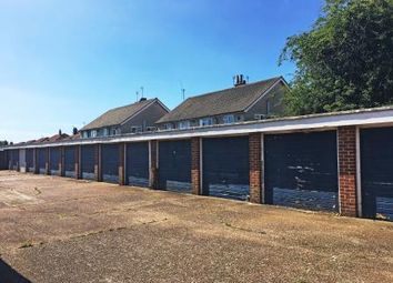 Thumbnail Parking/garage for sale in Garages Rear Of 10-20 Iden Street, Eastbourne, East Sussex