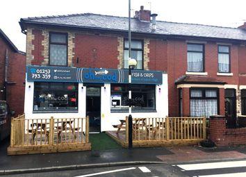 Thumbnail Restaurant/cafe for sale in Spendmore Lane, Coppull, Chorley