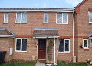 Thumbnail 2 bed terraced house to rent in Daffodil Drive, Rushden