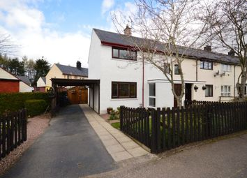 Thumbnail 2 bed terraced house for sale in Allarburn Drive, Kiltarlity, Beauly