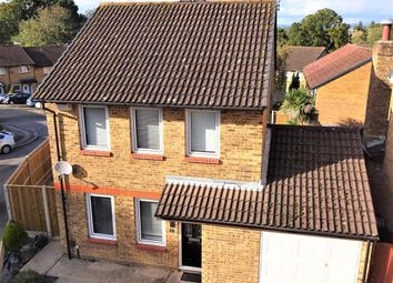 Thumbnail Detached house for sale in Sissinghurst Close, Crawley