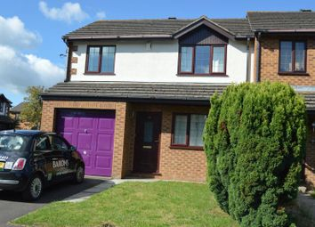 Thumbnail 3 bed semi-detached house to rent in Haydon Gate, Haydon