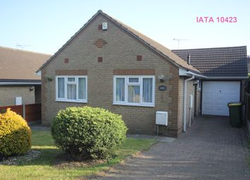 Thumbnail 2 bed detached bungalow to rent in Hardwick Close, Rayleigh