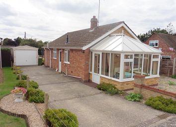 Thumbnail 2 bedroom detached bungalow for sale in Heath Rise, Fakenham
