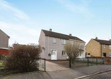 Thumbnail 2 bed semi-detached house for sale in Arthur View Terrace, Danderhall, Dalkeith