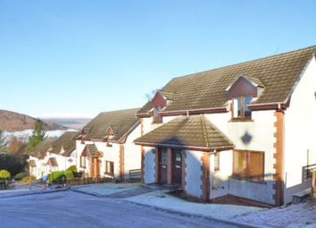 Thumbnail 2 bed semi-detached house for sale in 5, Glasdrum Road, Fort William