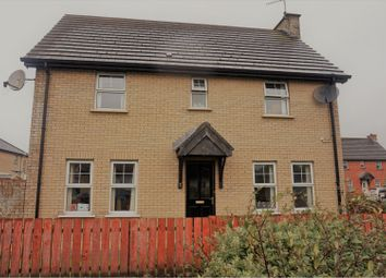 Thumbnail 3 bedroom end terrace house for sale in Spruce Meadows, Derry / Londonderry