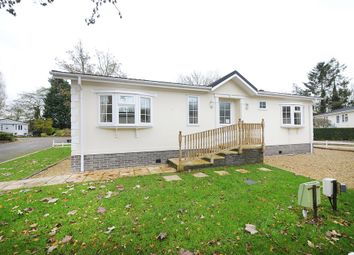 Thumbnail 2 bed mobile/park home for sale in Hook Street, Royal Wootton Bassett, Swindon