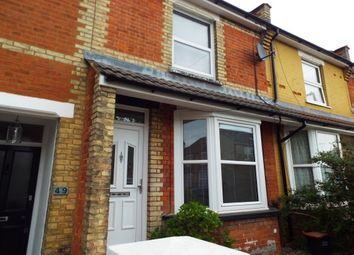Thumbnail 2 bed property to rent in Campbell Road, Maidstone