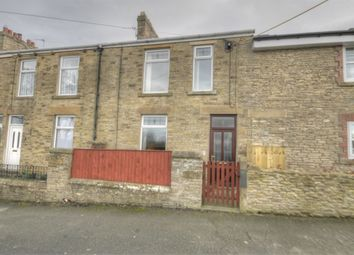 Thumbnail 3 bed terraced house for sale in Maudville, Castleside, Consett