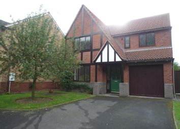 Thumbnail 4 bed detached house to rent in Eglantine Close, Muxton, Telford