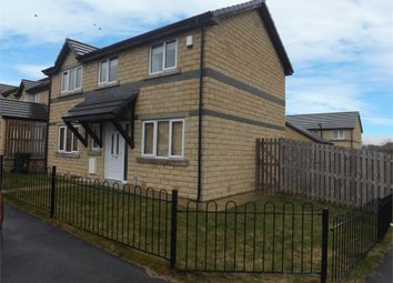 Thumbnail 4 bed detached house for sale in Redwood Crescent, Bradford, West Yorkshire