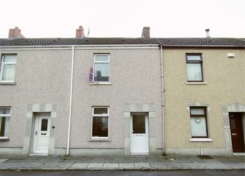 Thumbnail 2 bed terraced house for sale in Caroline Street, Llanelli, Carmarthenshire