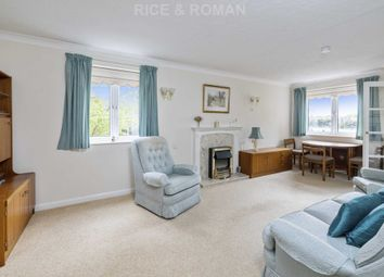Thumbnail 2 bed flat for sale in Royston Court, Hinchley Wood