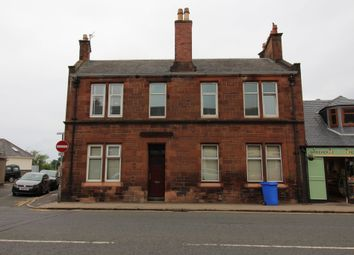 Thumbnail 1 bed flat for sale in Main Street, Prestwick