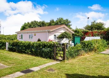 Thumbnail 2 bed mobile/park home for sale in Sheephouse Park, Easton-In-Gordano, Bristol
