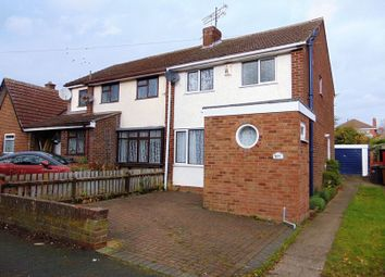 Thumbnail 3 bedroom semi-detached house for sale in The Greenway, Daventry