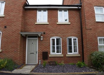 Thumbnail 3 bed terraced house for sale in Cloatley Crescent, Royal Wootton Bassett, Swindon, Wiltshire