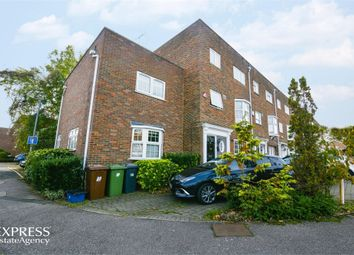 Thumbnail 4 bed end terrace house for sale in Cavendish Crescent, Elstree, Borehamwood, Hertfordshire