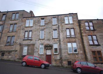 Thumbnail 1 bed flat for sale in Murdieston Street, Greenock