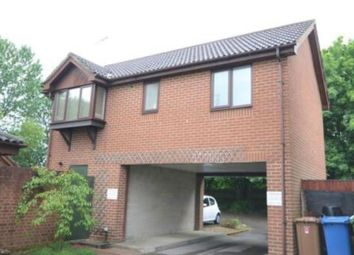Thumbnail 1 bed maisonette to rent in Wantage Road, College Town, Sandhurst